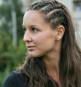 Плетение кос(ищу модель)