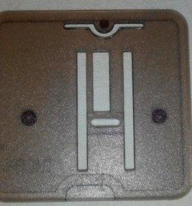 Игольная пластина для швейной машины