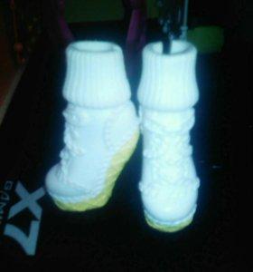 Туфли для куклы монстр хай