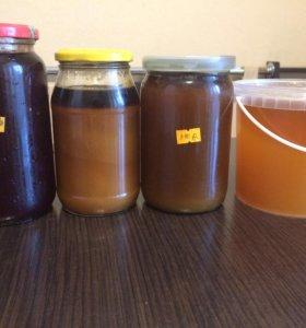 Мёд 🍯 варенье сливовое и каша в подарок 🎁