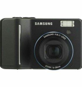 Цифровой фотоаппарат samsung  s850