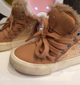 Ботиночки Zara 19