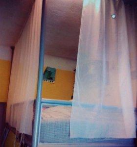 Большая кровать чердак (Икея)
