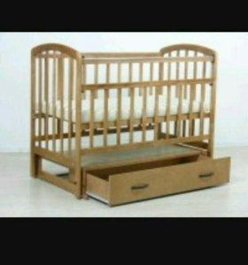 Кровать с маятником