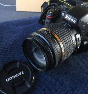 Nikon d5100 18-270