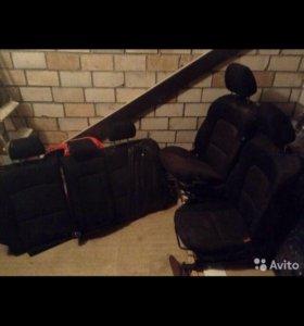 Кресла для Mazda 3