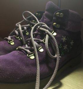 UGG зимние ботинки