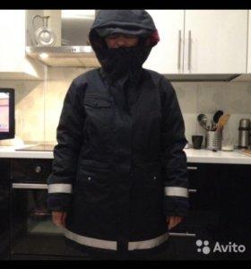 Новая зимняя куртка из норвегии