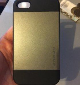 Чехол и бампер на iPhone 4(4s)