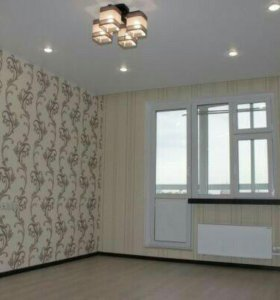 Ремонт квартир,домов под ключ и частично