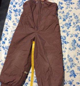 Зимние штаны 98 см