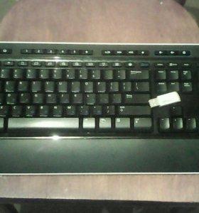 Беспроводная клавиатура Microsoft