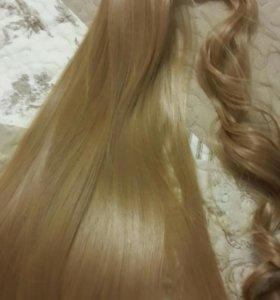 Накладные волосы (хвост)