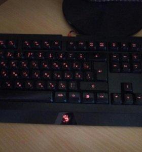 Игровая клавиатура A4Tech bloody b120