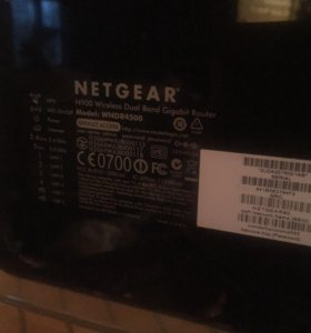 Wi-fi роутер Netgear wndr4500