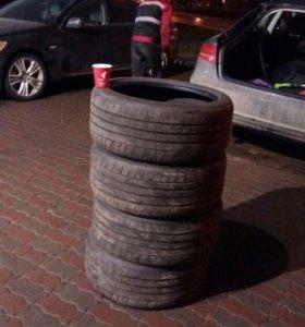 Dunlop sport maxx 245/40/18