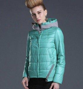 Куртка осень/весна тёплая зима