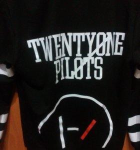 Толстовка Twenty One Pilots