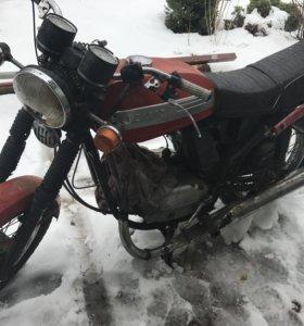 Мотоцикл jawa 350-634