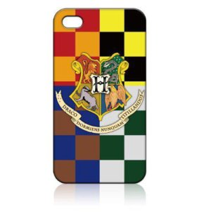 Чехол для iPhone 4 / 4S hogwarts Гарри Поттер