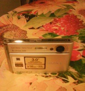 Сенсорный фотоаппарат soni.высокого разрешения