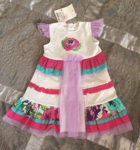 Платье новое choupette р-р 86-92