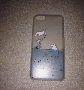 Чехол на iPhone 5 с