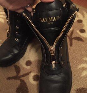 Ботинки бу balmain
