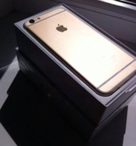 🔴iPhone 6 64GB Gold