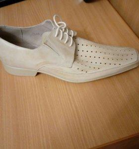 Туфли мужские (новые)
