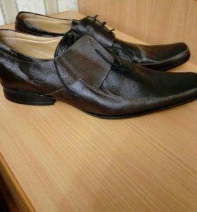Ботинки мужские (новые)