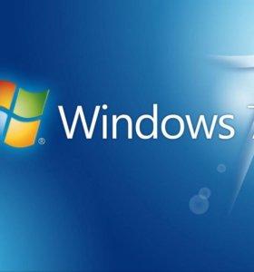 Установка/переустановка windows7