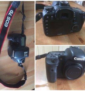 Canon 7 D