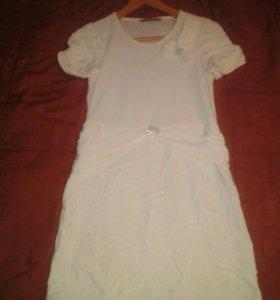 Платье на девочку 12-13лет