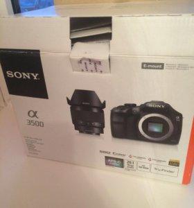 Фотоаппарат Sony a3500