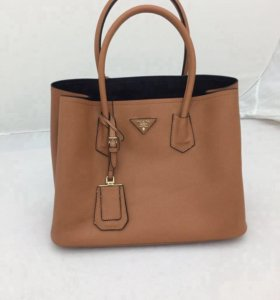 Новая сумочка Prada Double bag