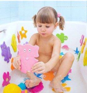 Миниковрики для ванной