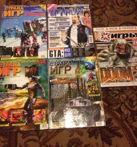 Журналы страна игр