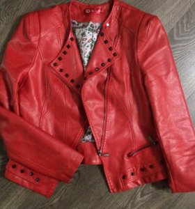 Новая курточка из натуральной кожи