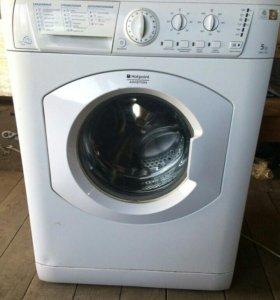 Продам стиральную машинку Hot point ARISTON