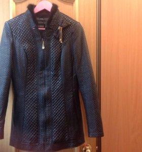 Куртка демисезонная (новая)