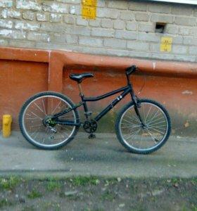 Велосипед подростковый от 7 до 13 лет