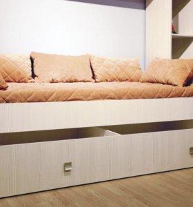 Кровать Тотэм СТЛ.047.17