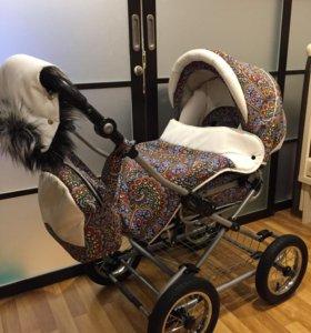 Продам коляску Roan2 в 1 в идеальном состоянии.