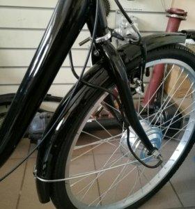 Электро трехколесный велосипед