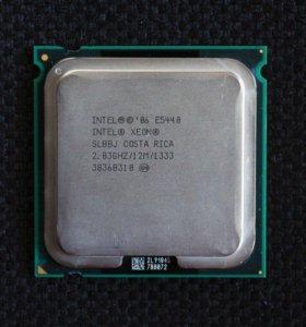 Xeon E5440 сокет 775