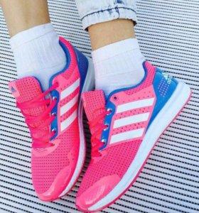 Кроссовки Adidas Duramo 7 Pink 🌸