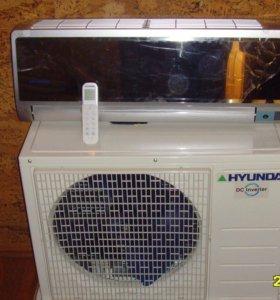 Кондиционер Hyundai Inverter