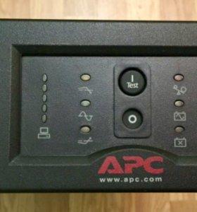 Бесперебойник APC Smart UPS-750