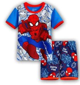 Шорты и футболка детский комплект